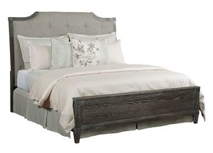 Thumbnail of American Drew - Lorraine King Upholstered Bed