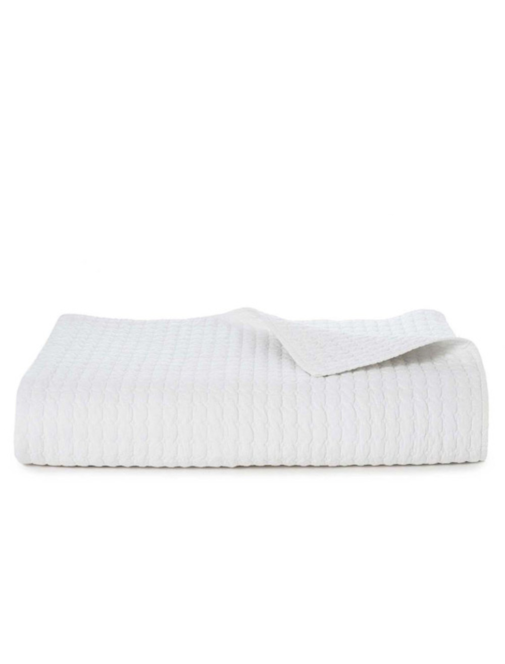 Amity Imports - Urban King Quilt in White