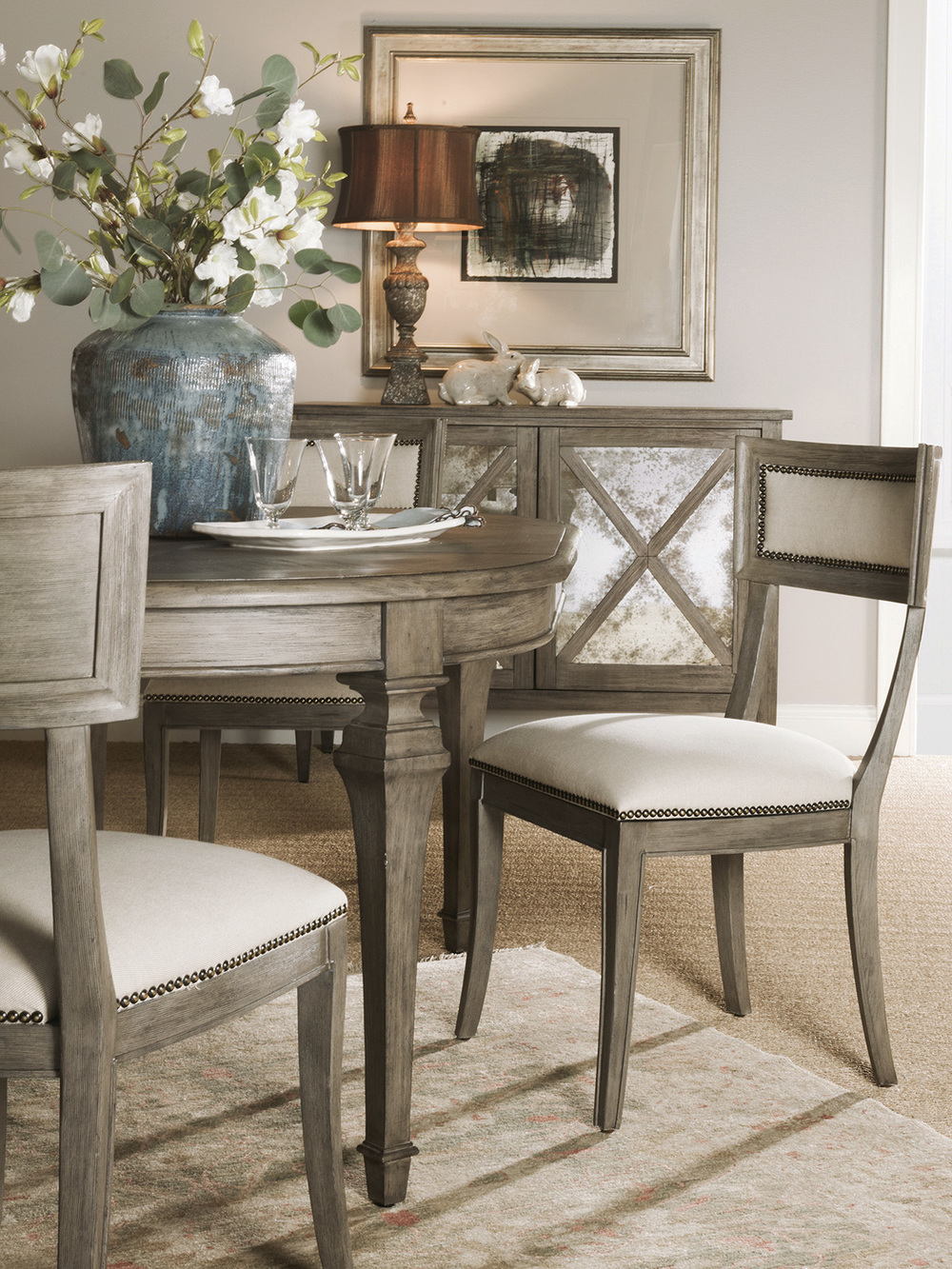 Artistica Home - Aperitif Round/Oval Dining Table