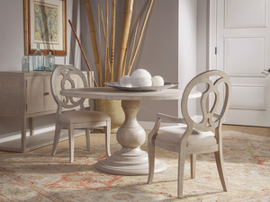 Thumbnail of Artistica Home - Axiom Round Dining Table