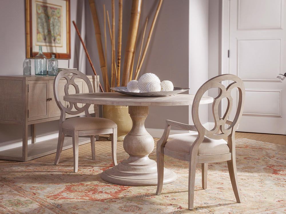 Artistica Home - Axiom Round Dining Table
