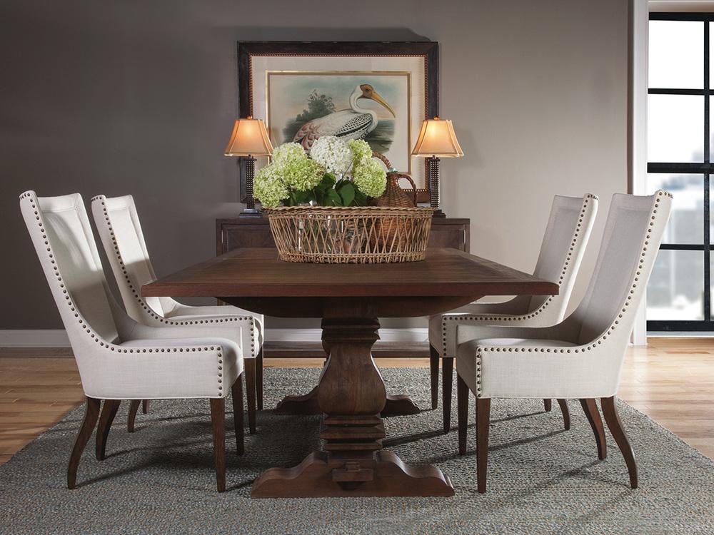 Artistica Home - Axiom Rectangular Dining Table