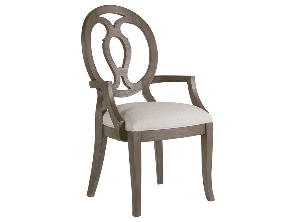 Artistica Home - Axiom Arm Chair