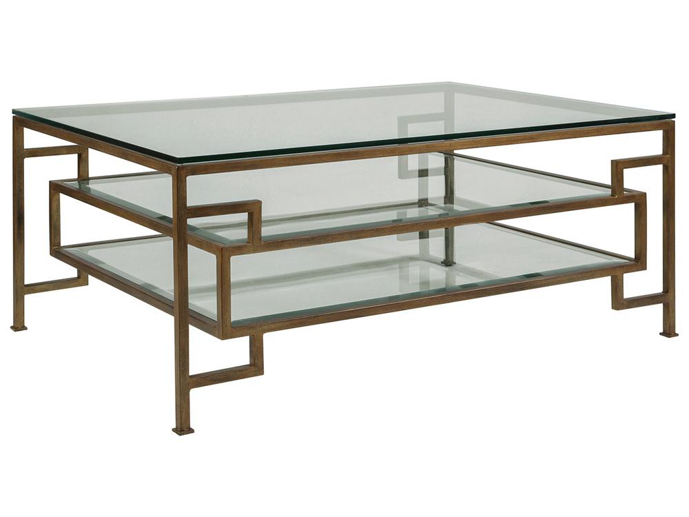 Artistica Home - Suspension Rectangular Cocktail Table