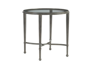 Thumbnail of Artistica Home - Sangiovese Round End Table