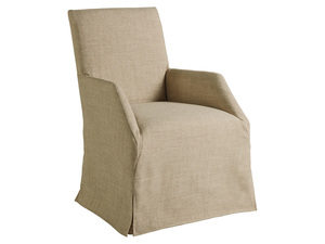 Thumbnail of Artistica Home - Fiona Arm Chair w/ Slipcover