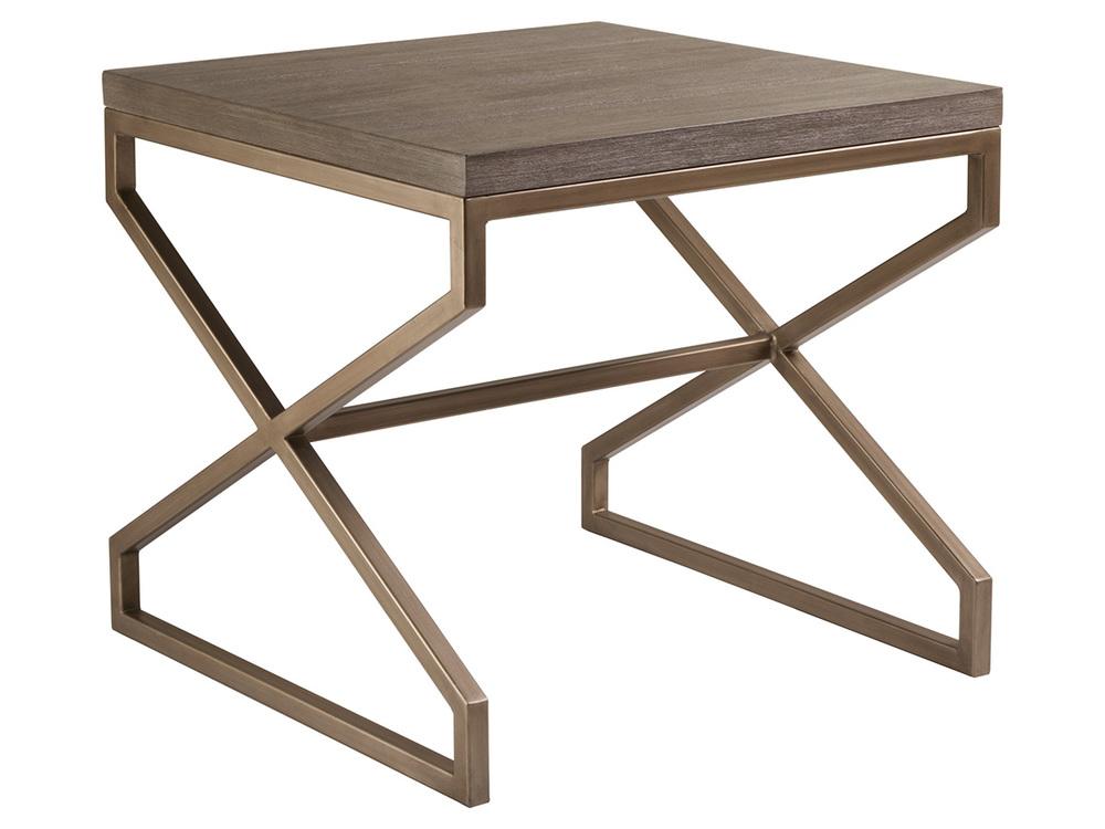 Artistica Home - Edict Square End Table