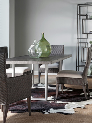 Thumbnail of Artistica Home - Cadence Rectangular Dining Table