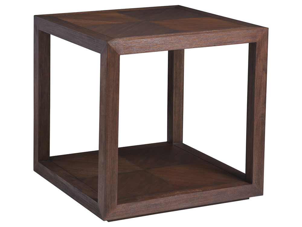 Artistica Home - Credence Square End Table