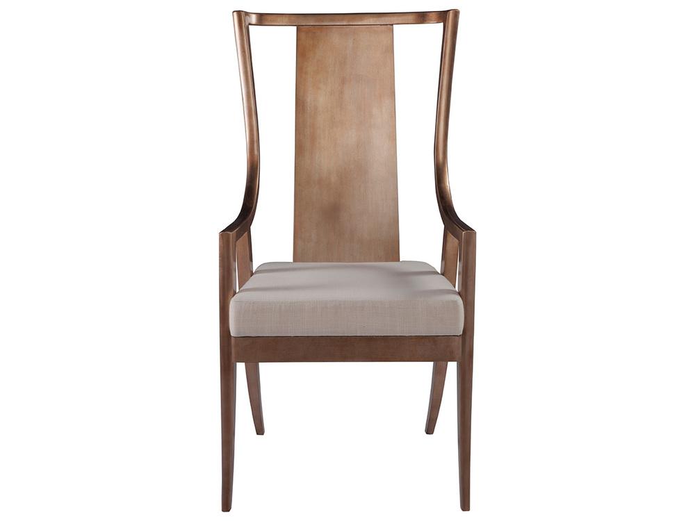 Artistica Home - Sirocco Slat Back Arm Chair