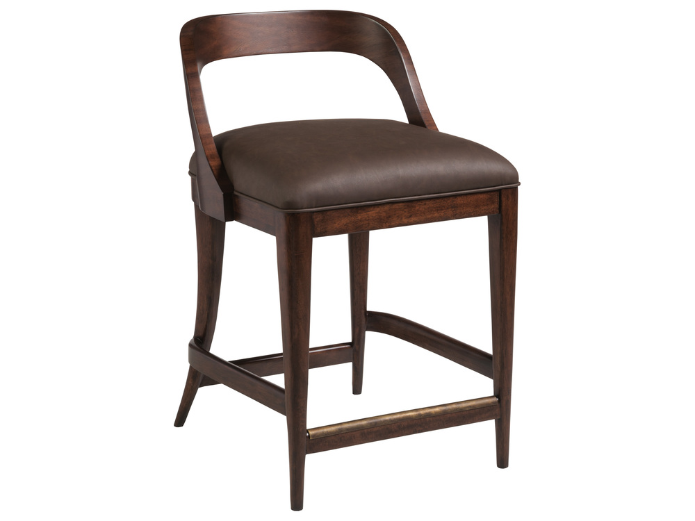 Artistica Home - Beale Low Back Counter Stool