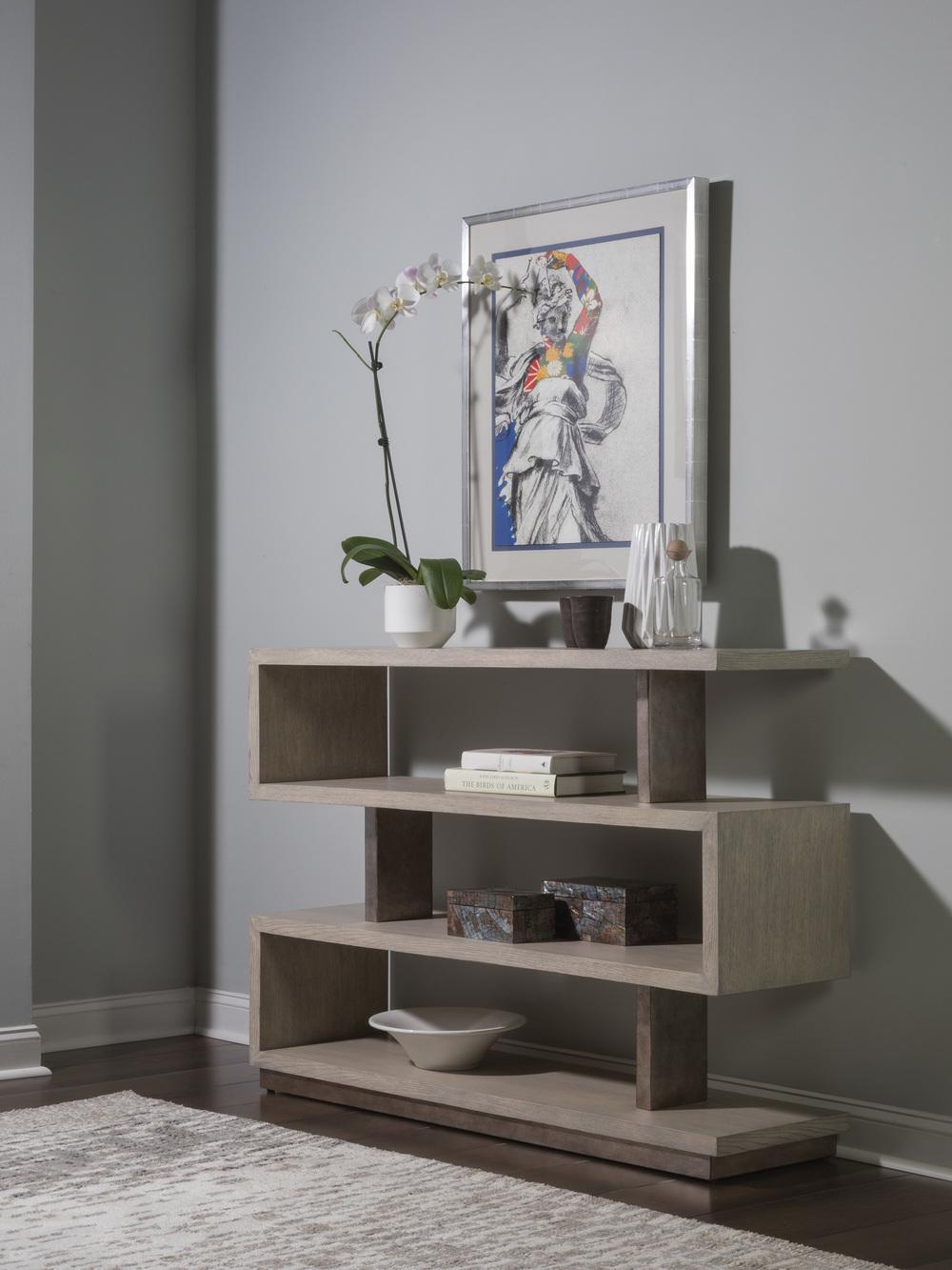 Artistica Home - Soiree Low Bookcase