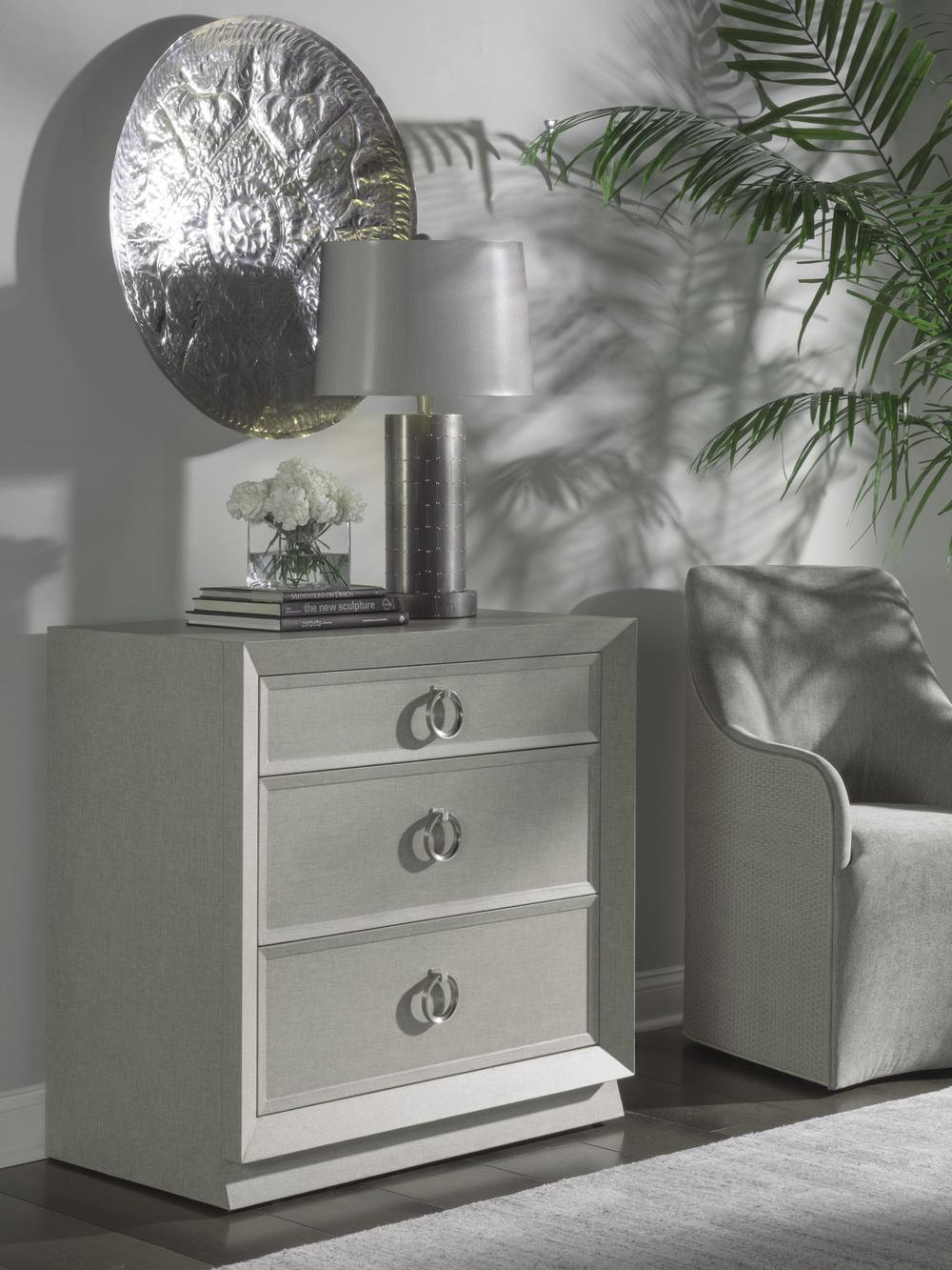 Artistica Home - Zeitgeist Linen Hall Chest