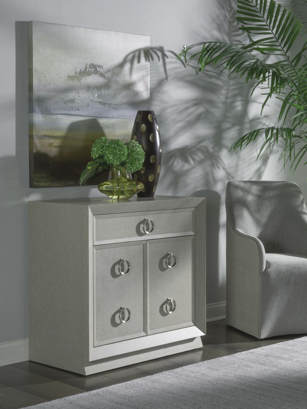 Artistica Home - Zeitgeist Linen Hall Door Chest