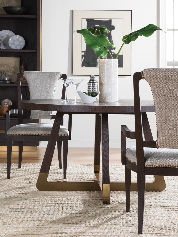 Artistica Home - Verbatim Upholstered Arm Chair