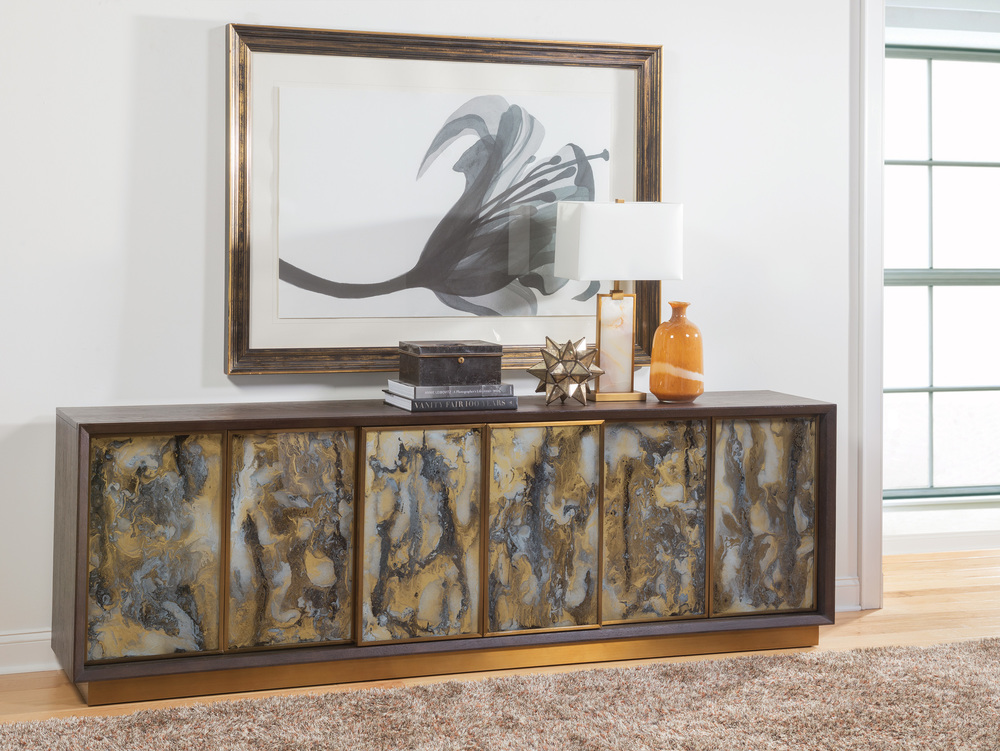 Artistica Home - Verbatim Long Media Console