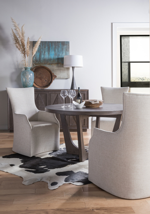 Thumbnail of Artistica Home - Juliet Arm Chair With Casters