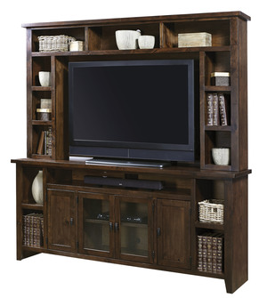 Thumbnail of Aspenhome - Media Console with Hutch