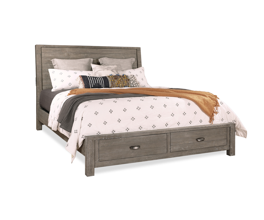 Aspenhome - Radiata California King Storage Bed