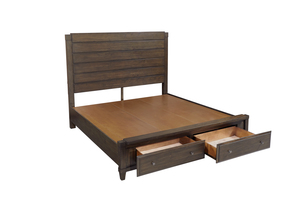 Thumbnail of Aspenhome - Easton King Panel Bed
