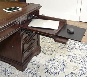 Thumbnail of Aspenhome - Sheffield Executive Desk