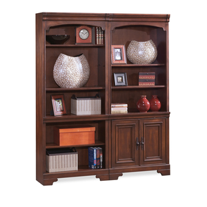 Thumbnail of Aspenhome - Richmond Door Bookcase and Open Bookcase