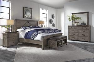 Thumbnail of Aspenhome - Tucker King Panel Bed