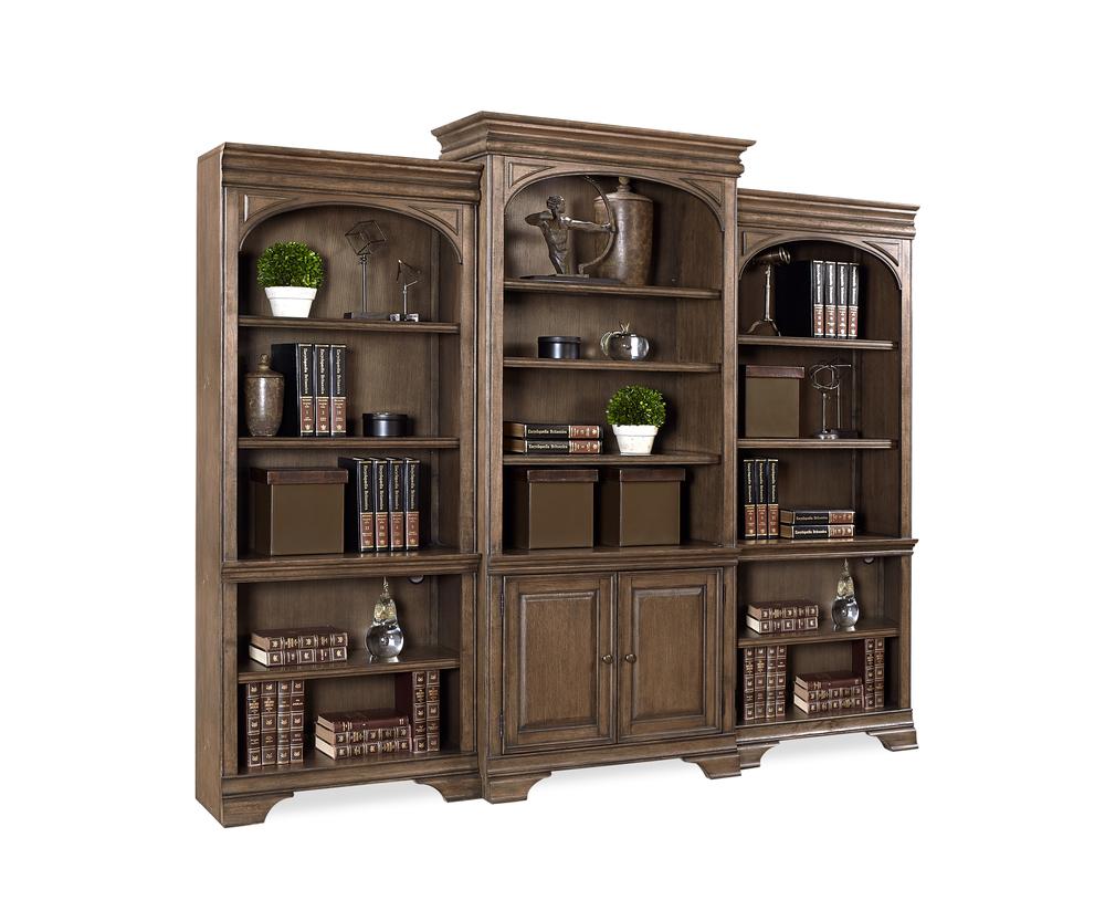 Aspenhome - Arcadia Open Bookcases