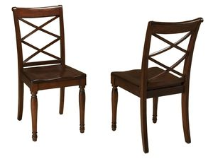 Thumbnail of ASPENHOME - Double-X Wooden Side Chair
