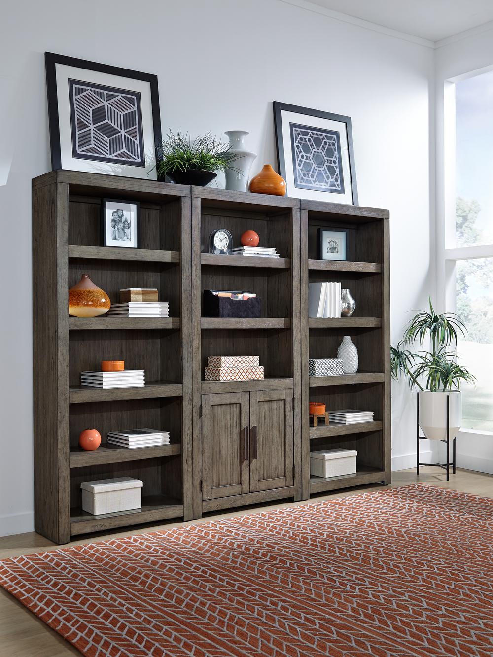 Aspenhome - Modern Loft Bookcases