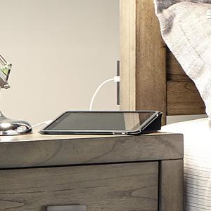 Thumbnail of Aspenhome - Modern Loft King Panel Bed