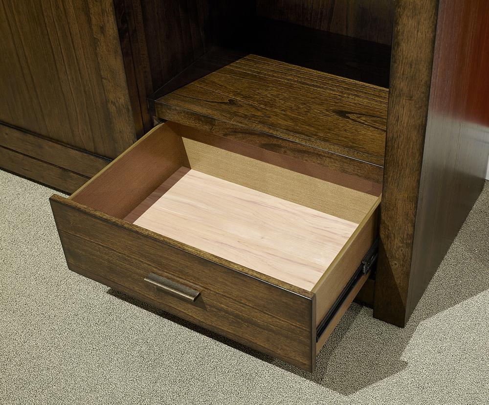Aspenhome - Modern Loft Sliding Door Chest