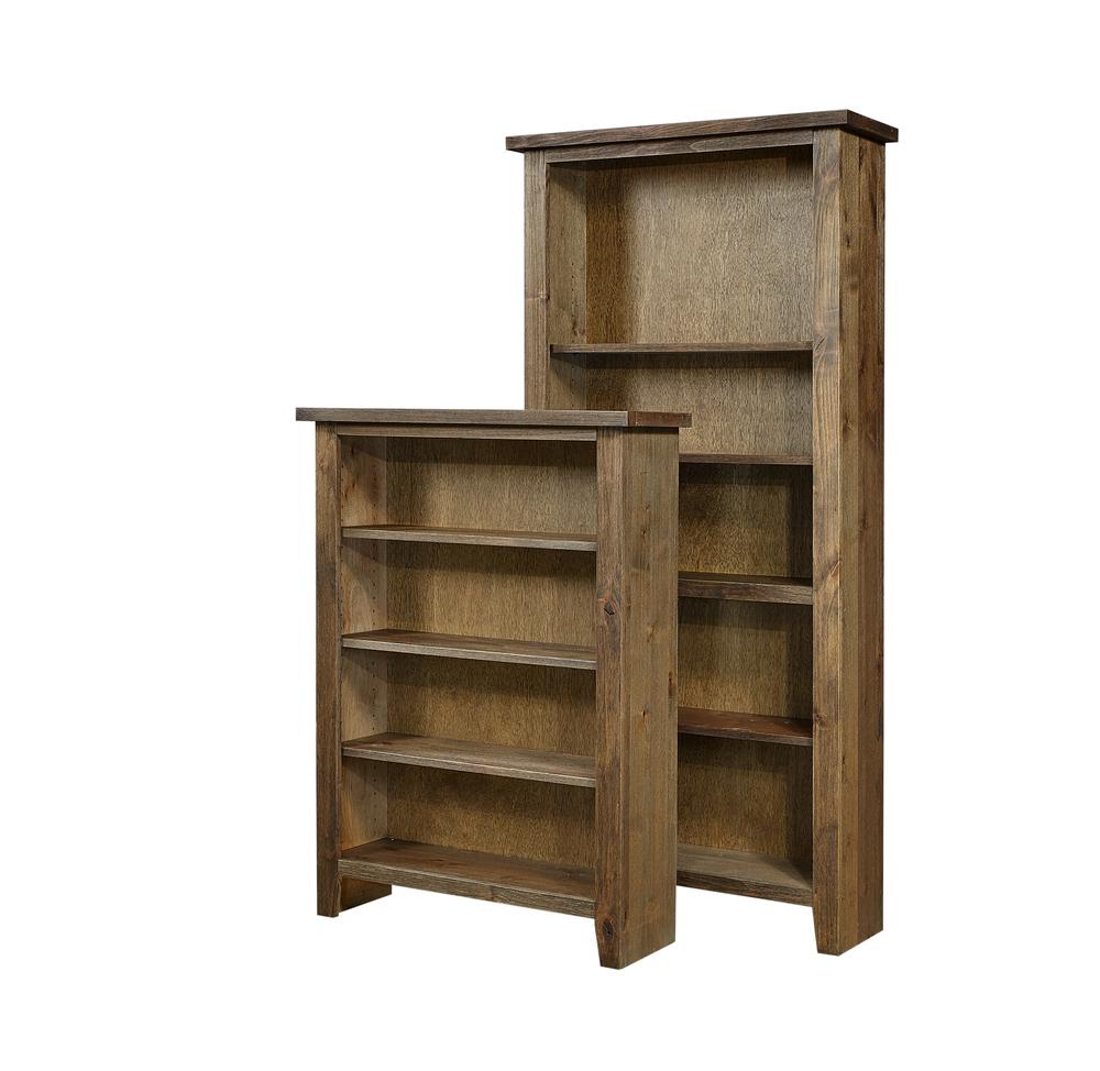 Aspenhome - Alder Grove Bookcase with Four Adjustable Shelves