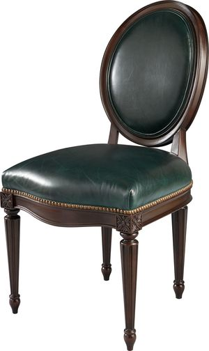 Thumbnail of Baker Furniture - Lady Grey Side Chair