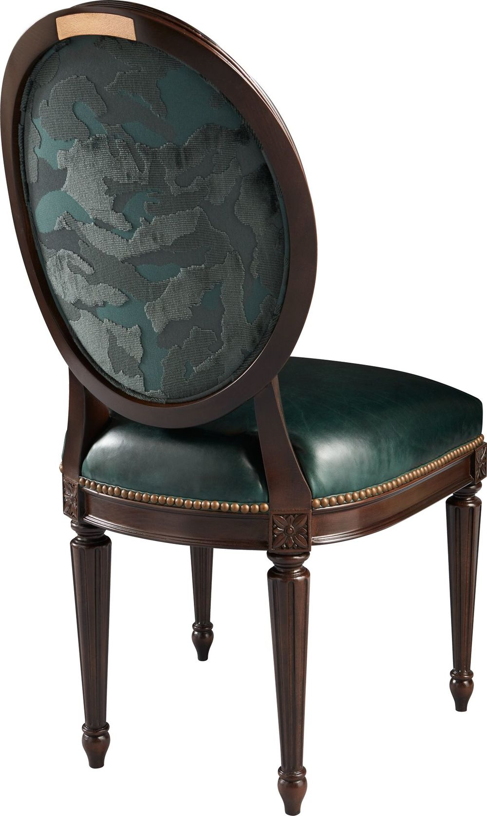 Baker Furniture - Lady Grey Side Chair