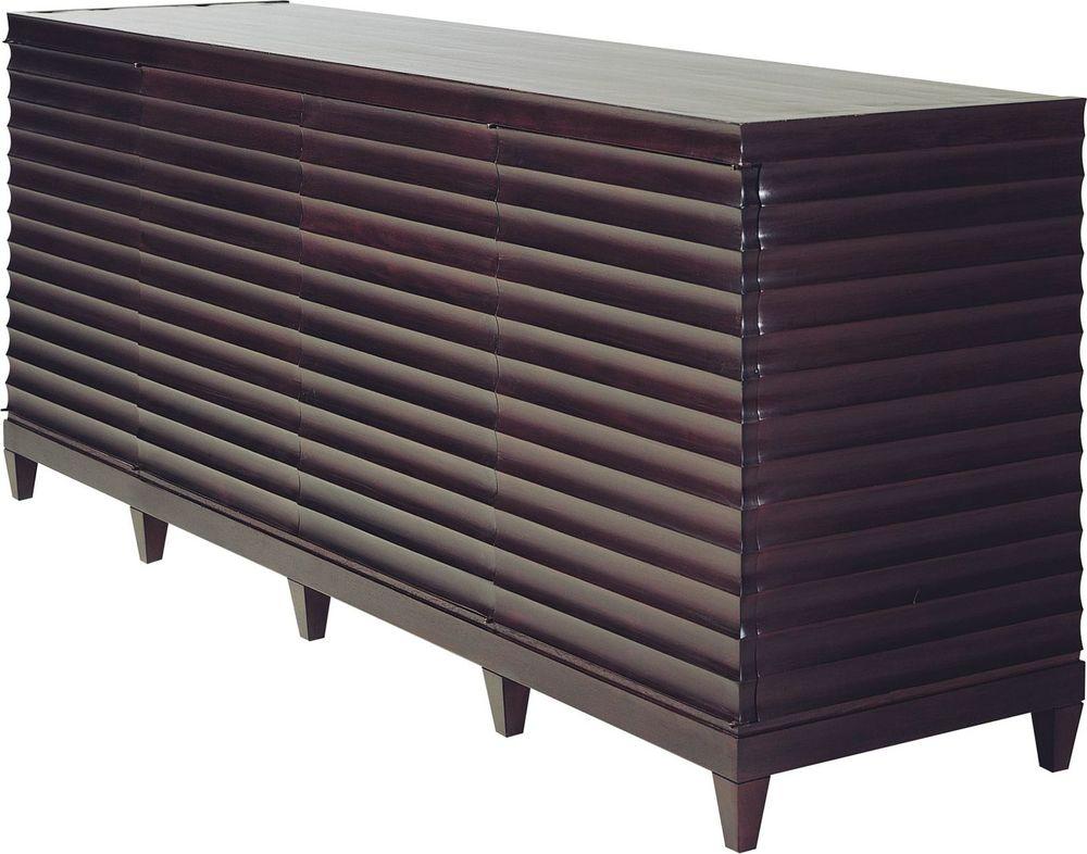 Baker Furniture - Fluted Low Cabinet