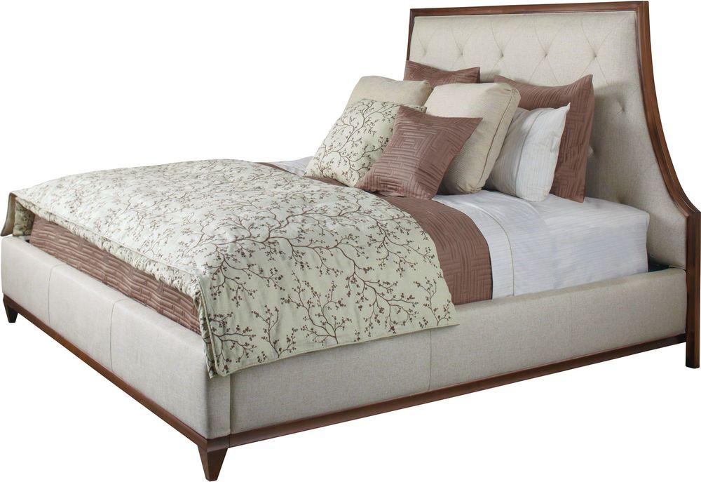 Baker Furniture - Lyric Tufted Bed