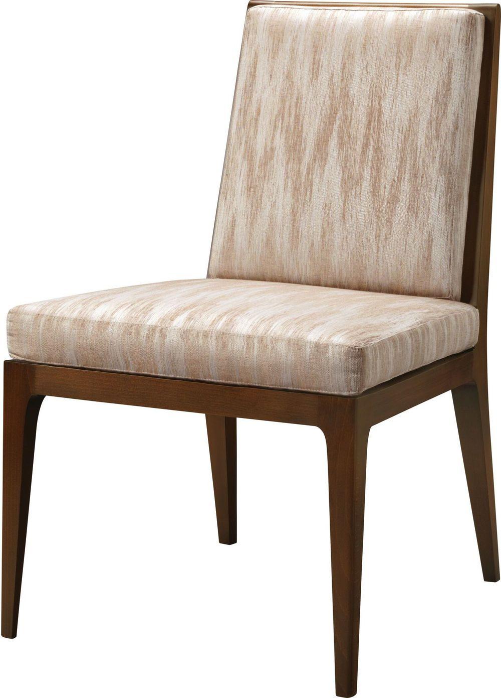 Baker Furniture - Carmel Upholstered Dining Side Chair