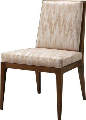 Thumbnail of Baker Furniture - Carmel Upholstered Dining Side Chair
