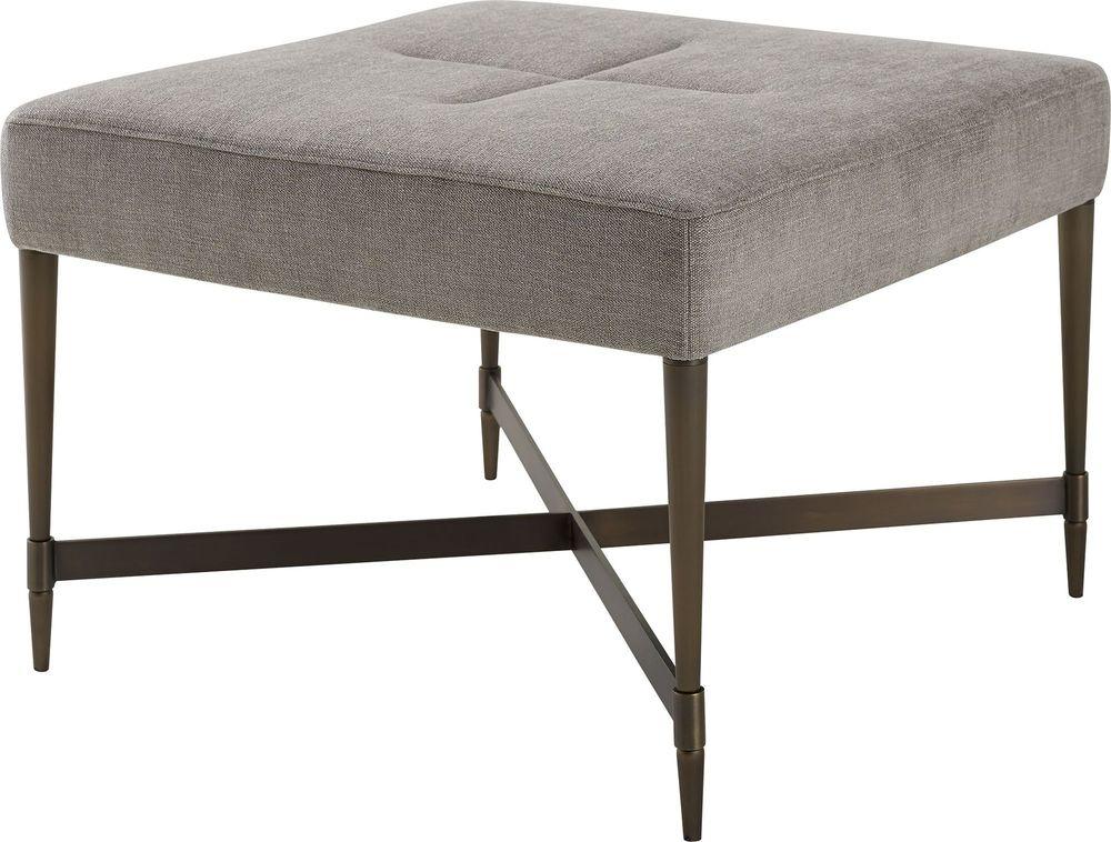 Baker Furniture - Madison Square Stool