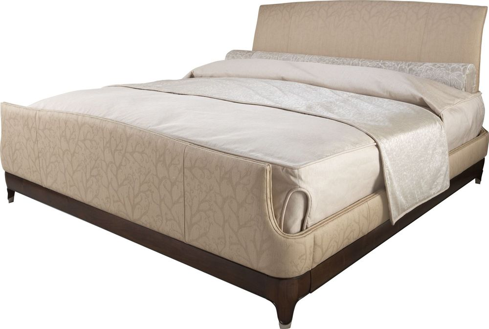 Baker Furniture - Gracie Upholstered Bed