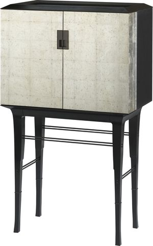 Thumbnail of Baker Furniture - Kiosk Butlers Cabinet