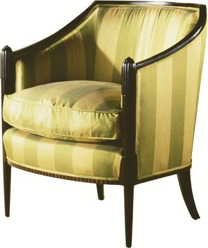 Thumbnail of Baker Furniture - Deco Classic Lounge Chair
