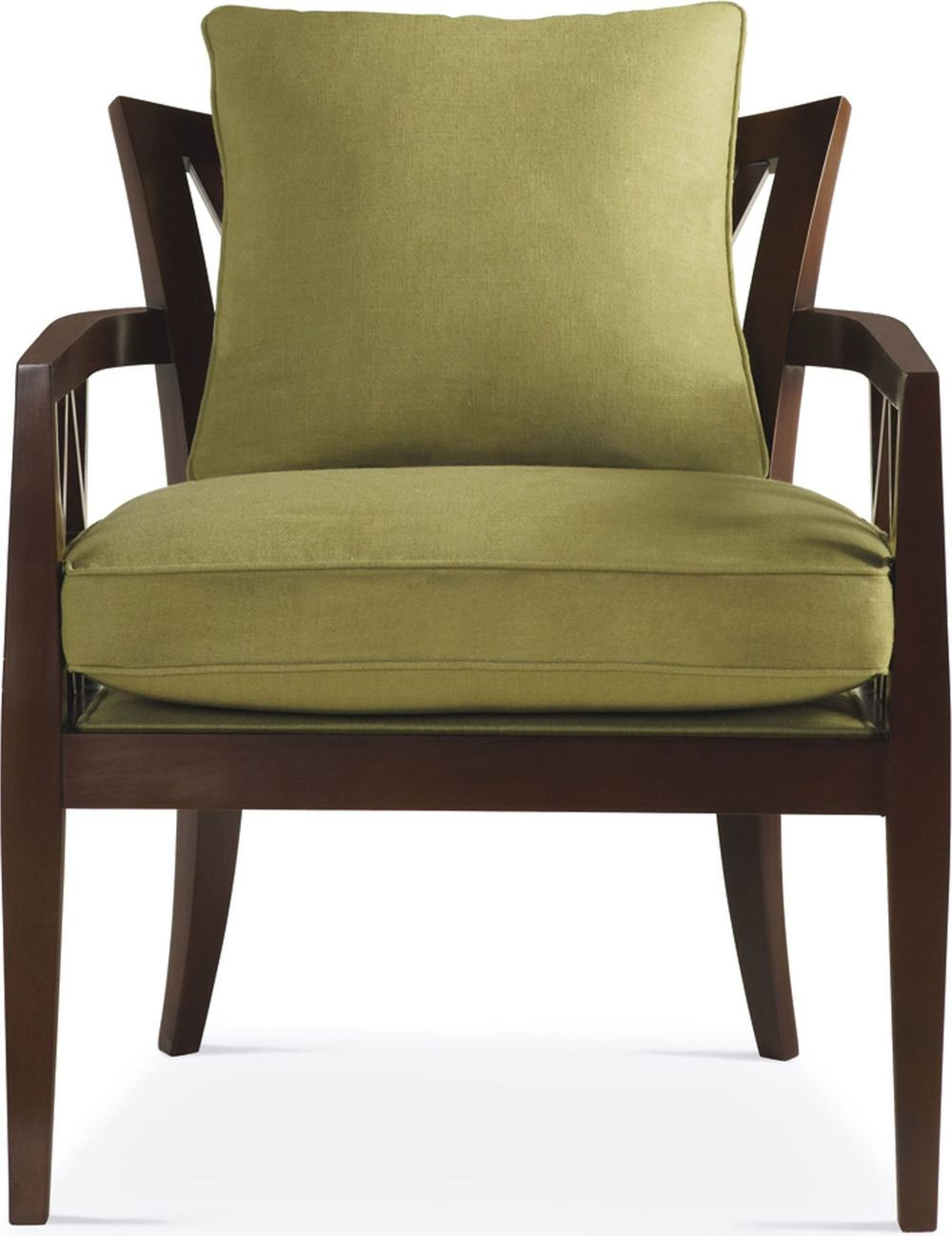 Baker Furniture - Double X-Back Chair