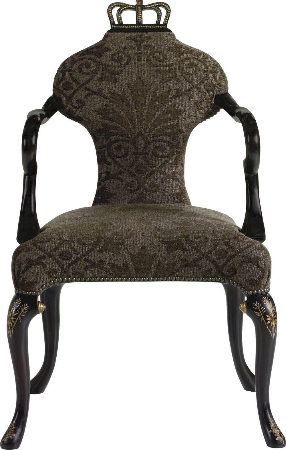 Baker Furniture - Queen Anne Arm Chair