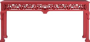 Thumbnail of Baker Furniture - Irish Chippendale Console