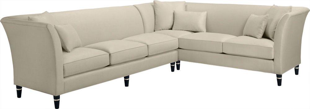 Baker Furniture - Vicomtesse One Arm Loveseat (Left/Right)