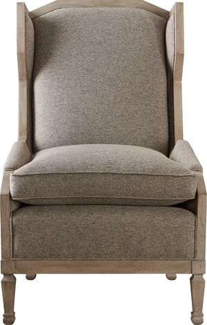 Thumbnail of Baker Furniture - Darcy Wingback Chair