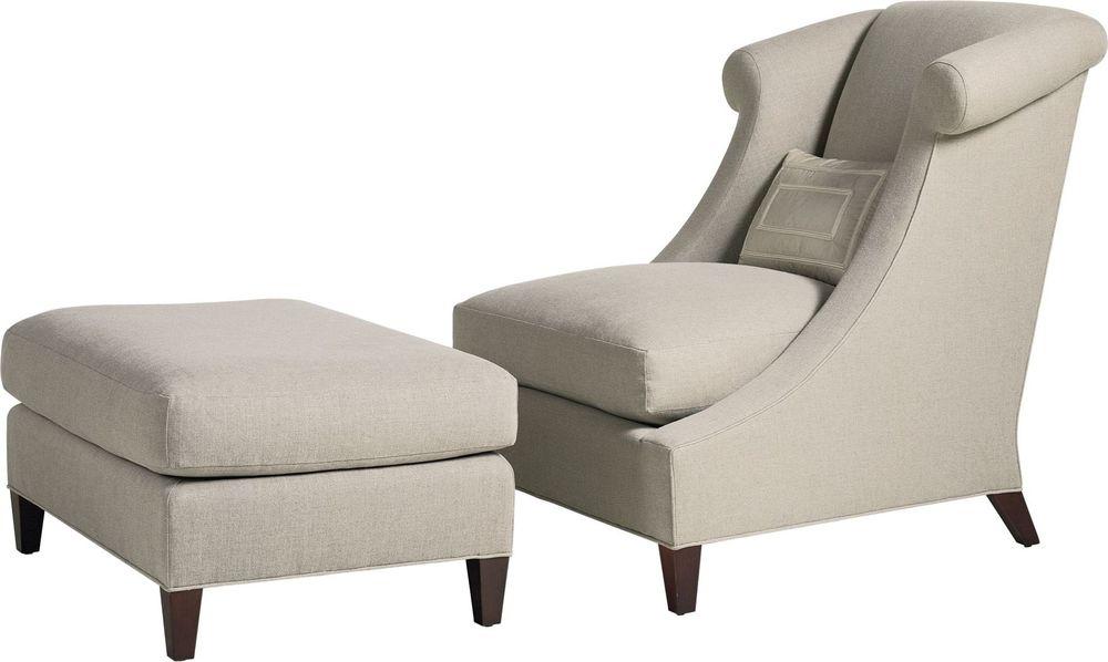 Baker Furniture - Villa Club Chair
