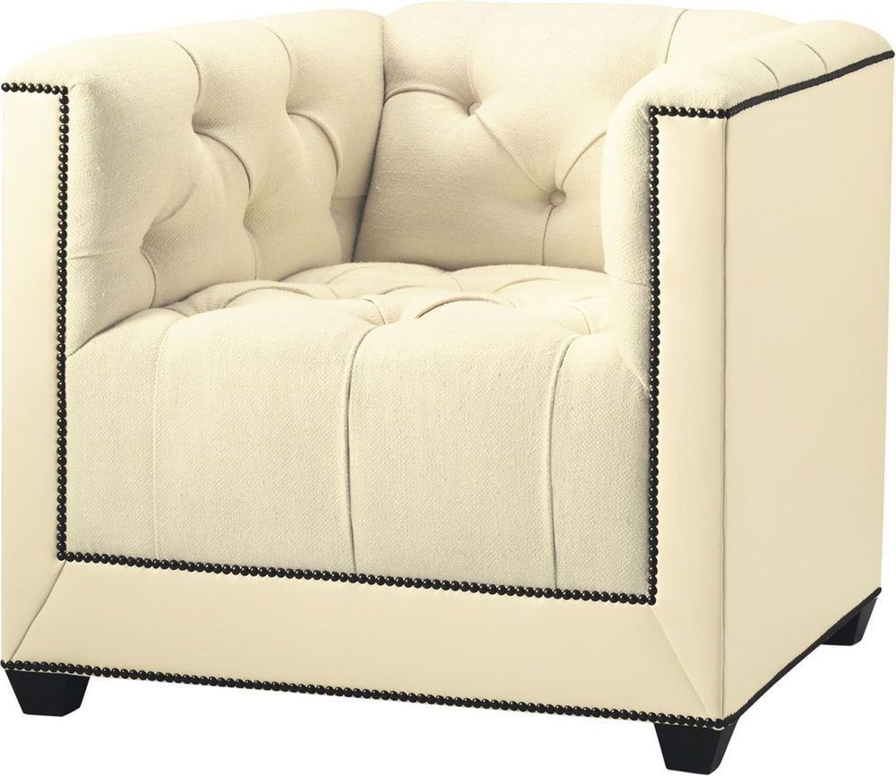 Baker Furniture - Paris Club Chair